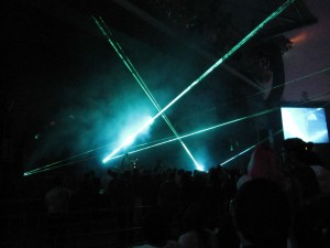 Ghostland Observatory at The Greek Theater LA