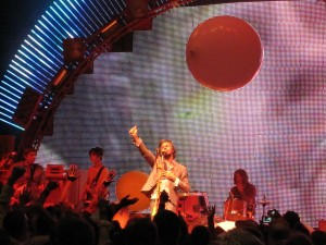 Flaming Lips at The Greek Theater LA