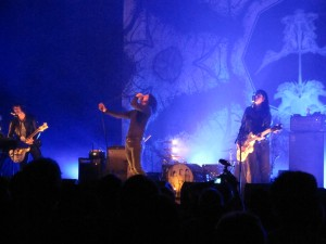 The Dead Weather rocking The Wiltern, LA