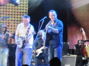 Dave Matthews, Boyd Tinsley, Danny Barnes