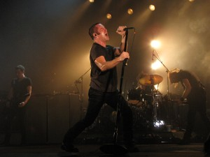 NIN Wave Goodbye at The Wiltern