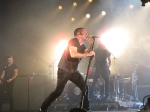 NIN's final show, Wiltern Theater