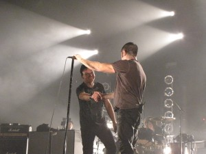 Numan and Reznor