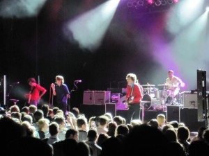Phoenix live at The Greek