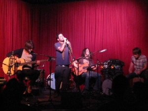 One eskimO at The Hotel Cafe