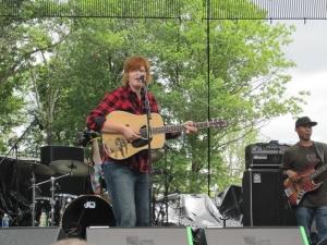 Brett Dennen at Rothbury 2009