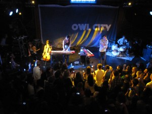Owl City at The Troubadour