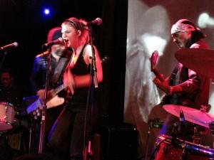 Trixie Whitley, Daryl Johnson