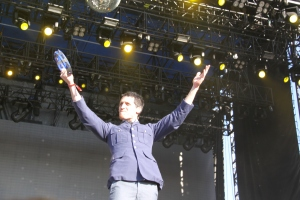 Mutemath's Paul Meany