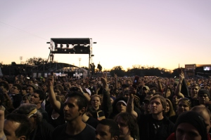 Wolfmother audience