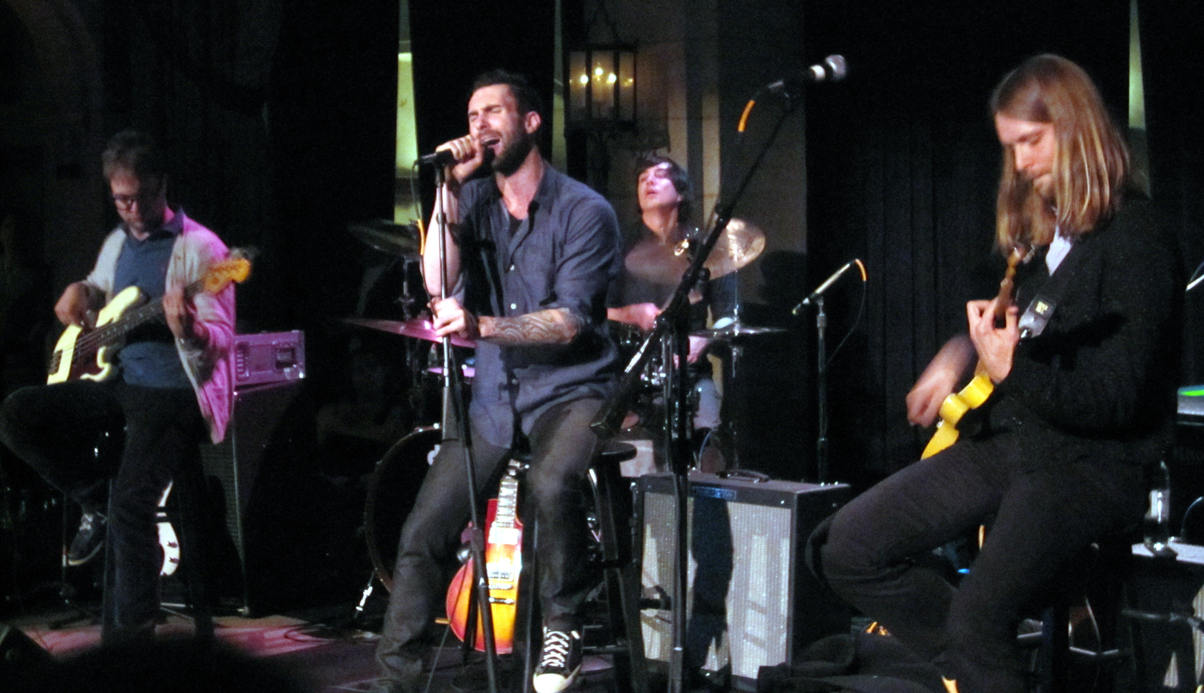 Watch Maroon 5: Animals From Saturday Night Live - NBC.com