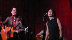 Butch Walker and Pink at Hotel Cafe