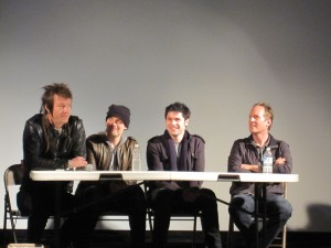Nine Inch Nails Q and A